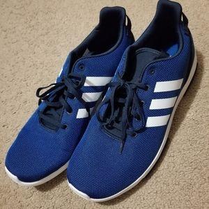 NWOT Mens ADIDAS Classic Blue Sneakers-14